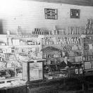 Monte Cristo Mercantile Company store interior 1902