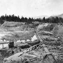 Eastlick hydraulic mine