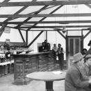 Inside the Yellow Aster Saloon - Randsburg California, ca1900