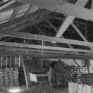Interior of the ore house at Randsburg ca1900