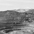 Open Pit Copper Mine - Ruth Nevada 1940