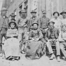 Sanger Mine Crew - Oregon