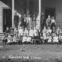 Pupils of the Sawyers Bar School