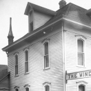 Windsor Hotel - Silver Plume Colorado