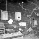 Sumpter Miner newspaper press room.