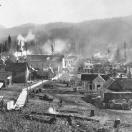 Sumpter. Panorama. Ca. 1900