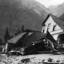 Cornet Creek Flood -Telluride Colorado 1914