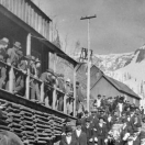 Funeral procession - Telluride Colorado 1902