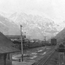 Rio Grande Southern Railroad Yards - Telluride Colorado 1906