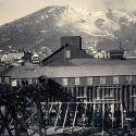 Obiston Shaft - Virginia City, Nevada 1891
