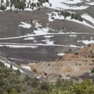 Mine Tailings Near Ward