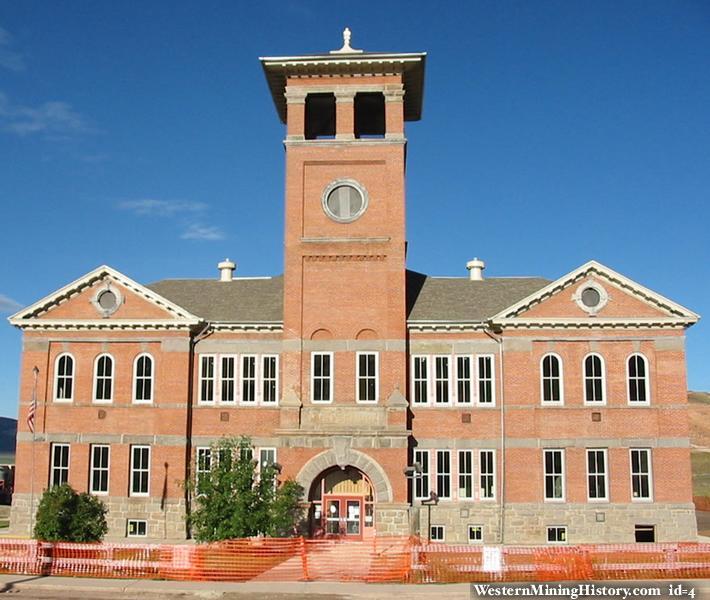Philipsburg Ny: Philipsburg, Montana Elementary School