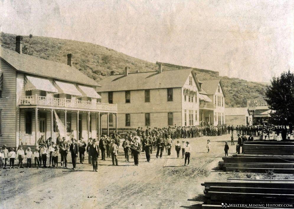 De Lamar Idaho 1902