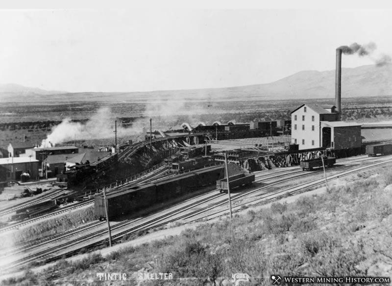 Tintic Smelter ca 1909