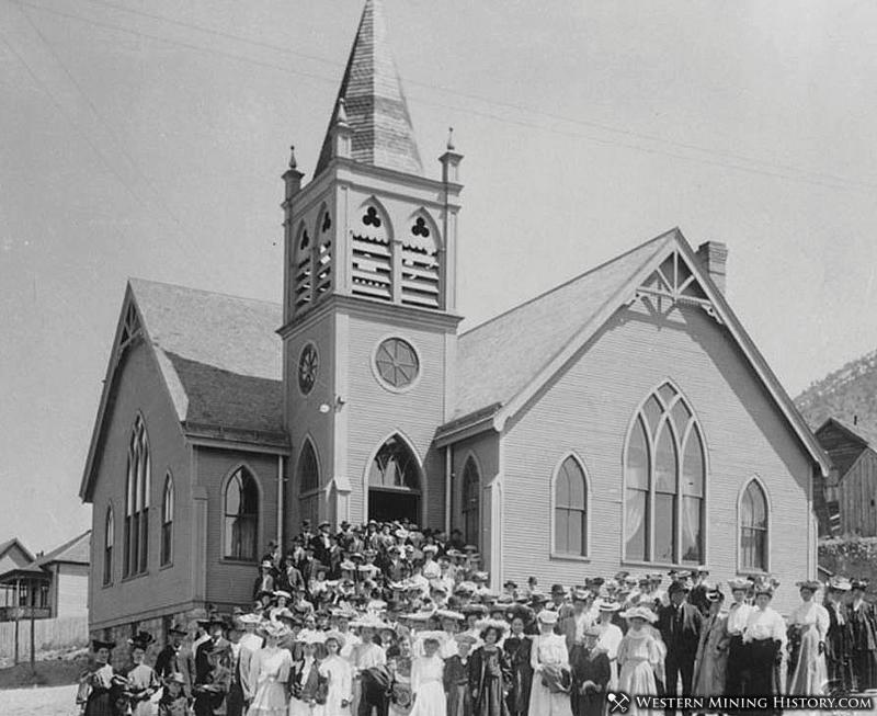 Teachers Convention Eureka Utah 1906