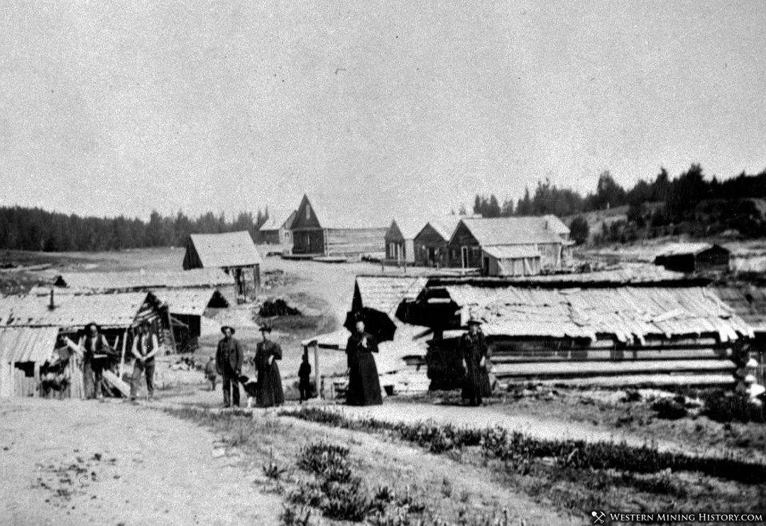 Florence, Idaho 1890s