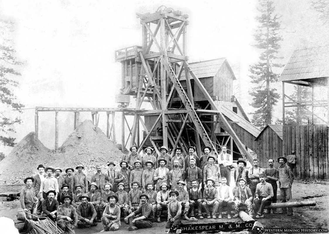 Shakespeare Mine
