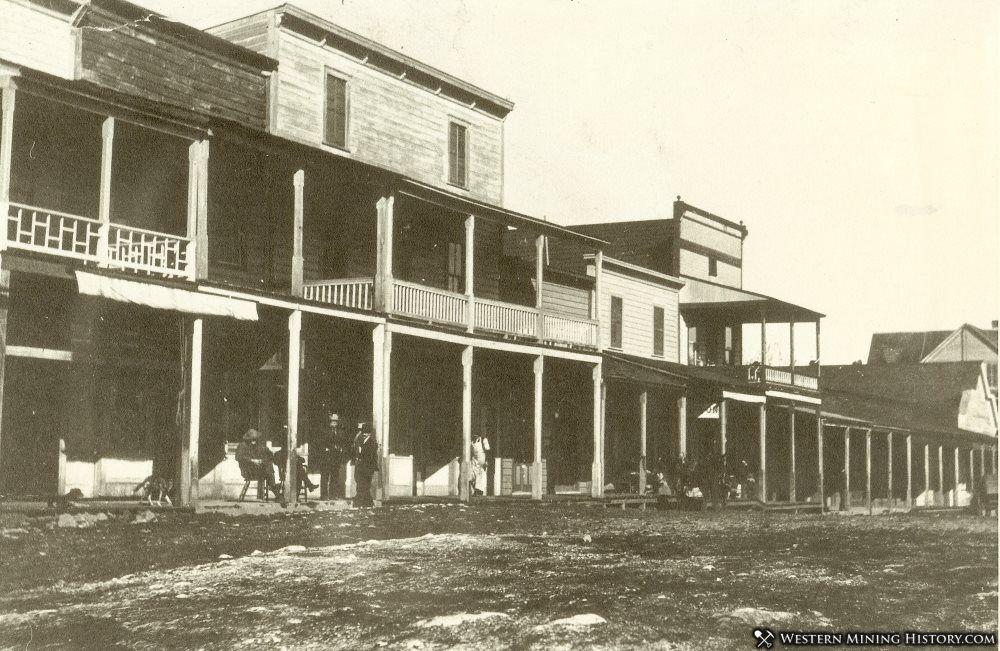 Georgetown California 1910