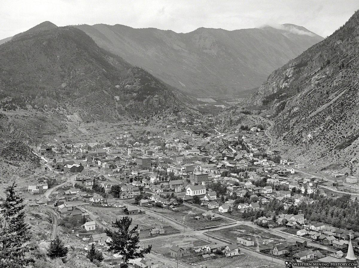 Georgetown Colorado 1901