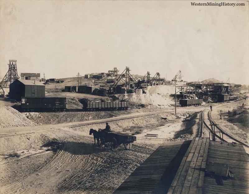 Mohawk Mine - Goldfield, Nevada