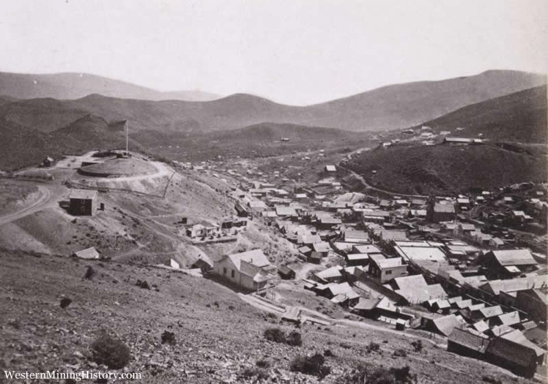 gold hill nevada 1860 u0026 39 s