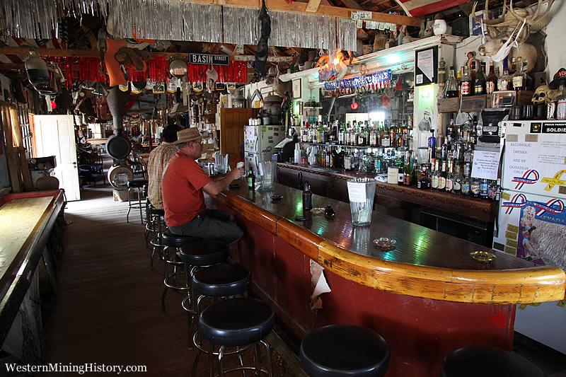 Saloon Gold Point Nevada