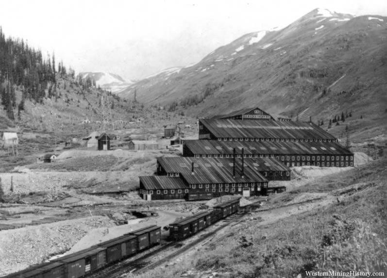 Gold Prince Mill - Animas Forks