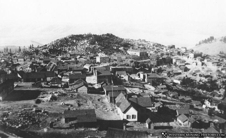 Granite, Montana ca. 1900