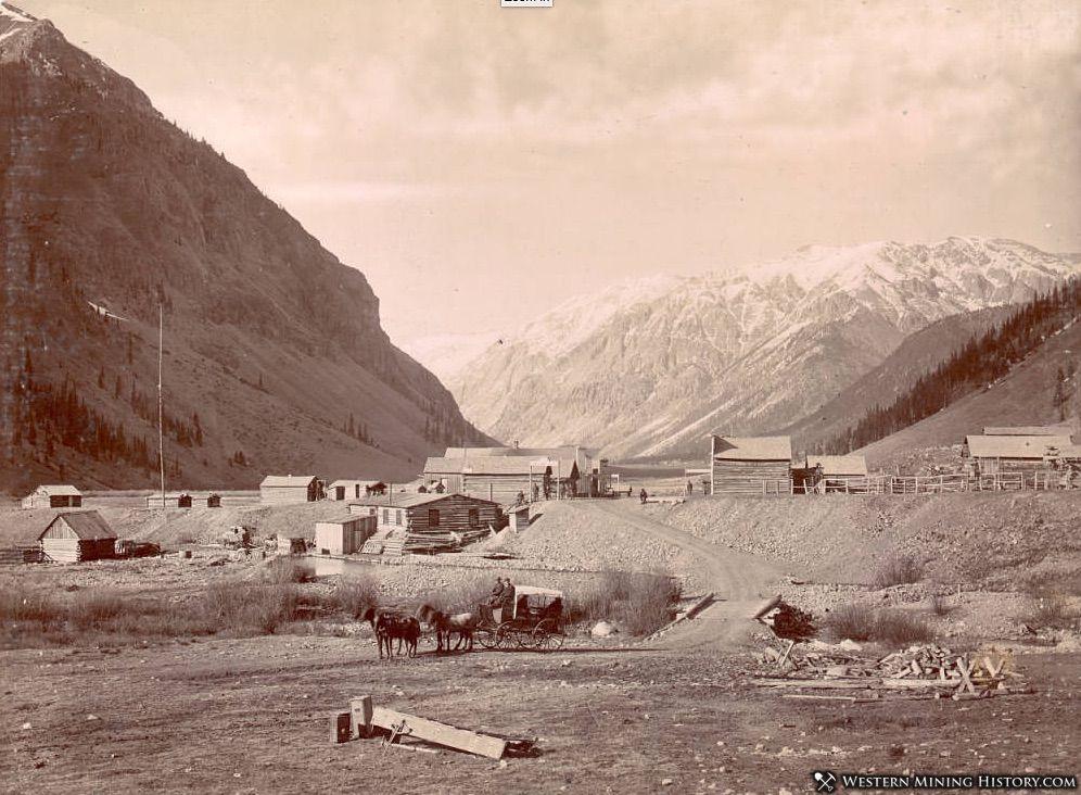 Howardsville, Colorado 1870s