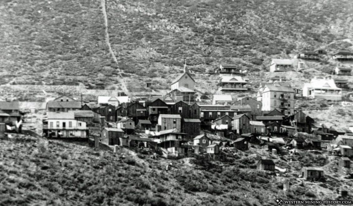 Jerome Arizona ca 1897