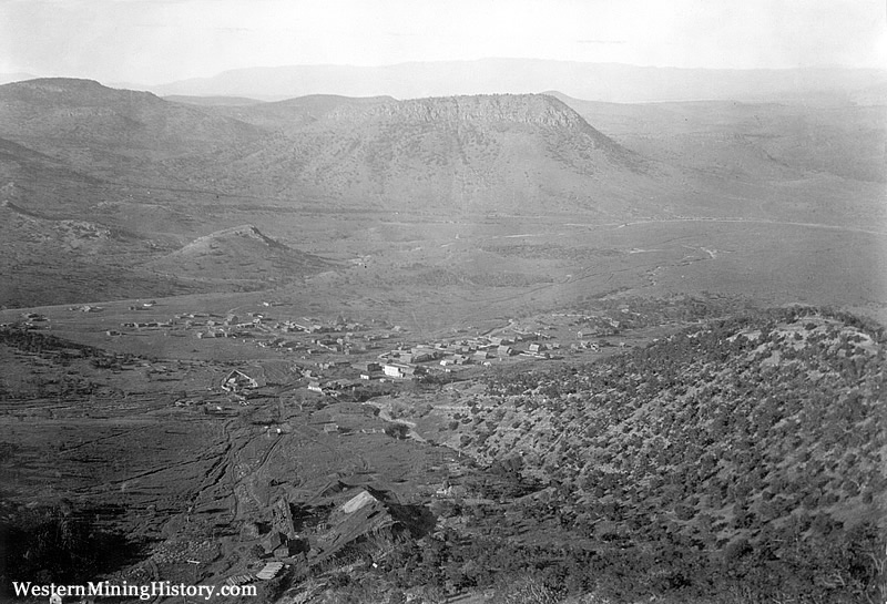 Kelly New Mexico in 1905