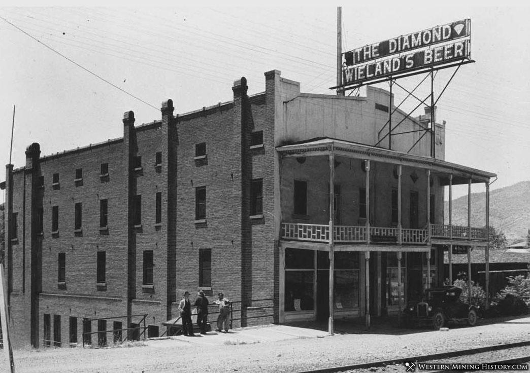 Kennett California 1936