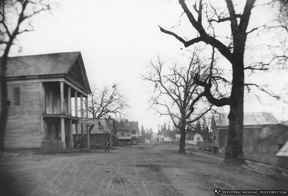 Kerbyville Oregon 1885