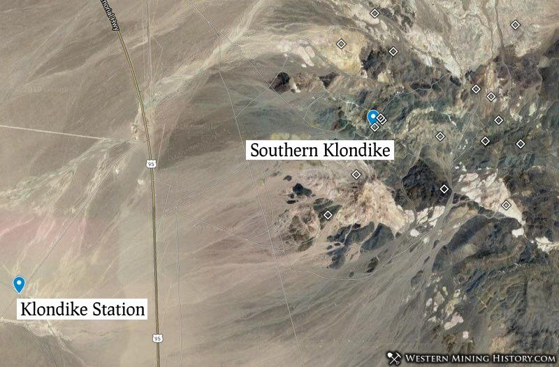 Klondike Mining District - Nevada