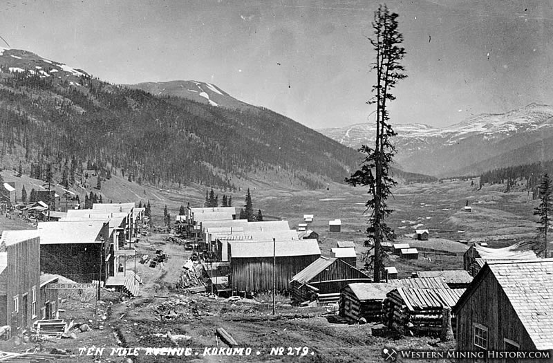 Kokomo, Colorado ca 1880