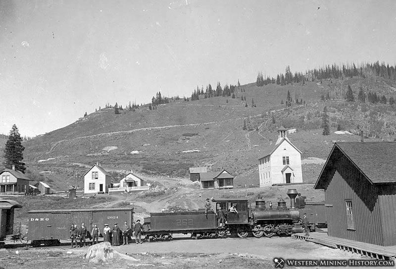 Denver & Rio Grande Railroad - Kokomo