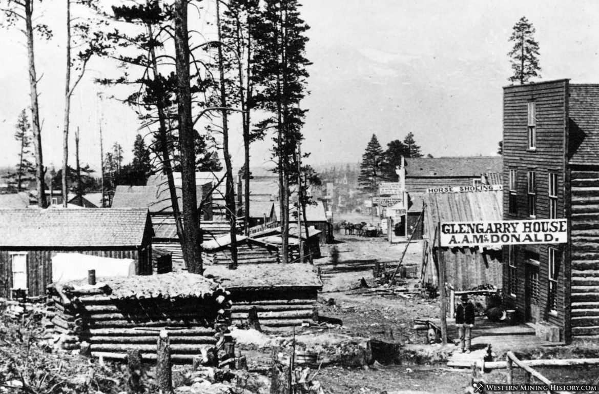 Leadville, Colorado ca 1877