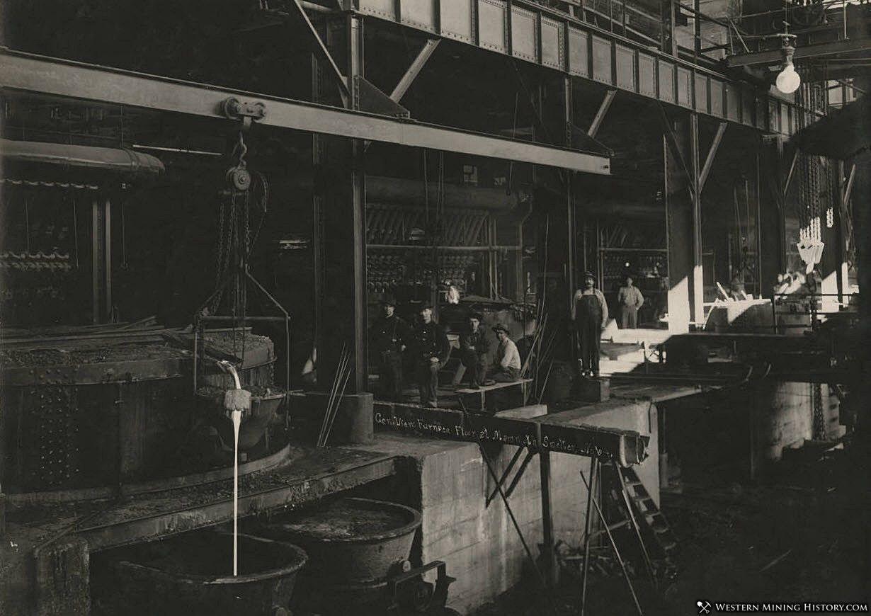 Furnace Floor - Mammoth Smelter