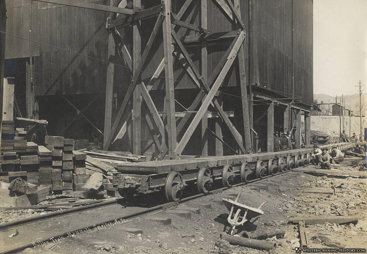 Bullion Train - Mammoth Smelter