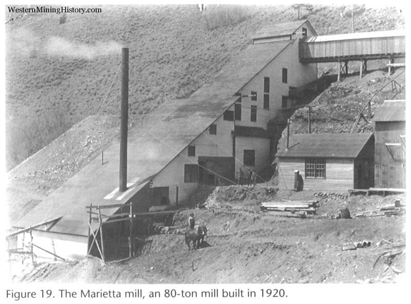 Marietta Mill - Built 1920