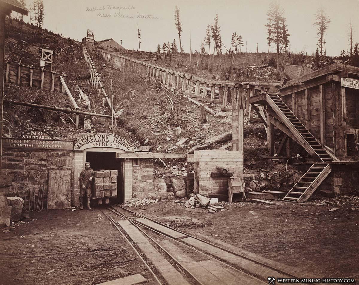 Mines at Marysville, Montana
