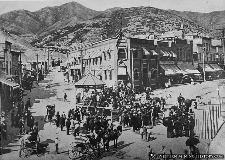 Mercur, Utah ca. 1910