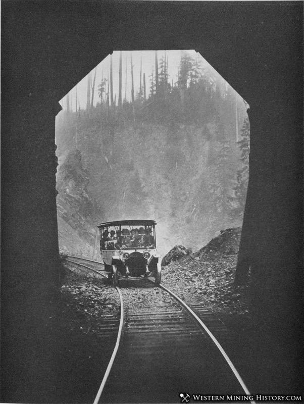 Traveling to Monte Cristo 1916