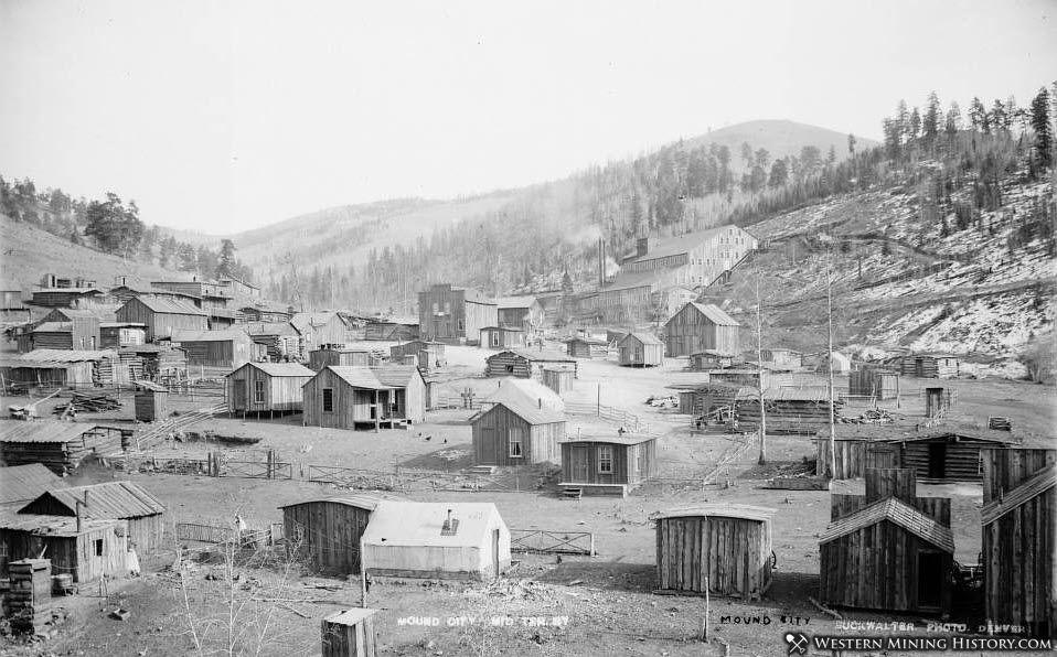 Mound City, Colorado 1893