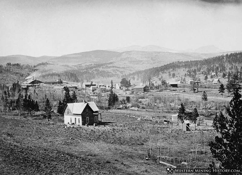 Nederland Colorado ca. 1875