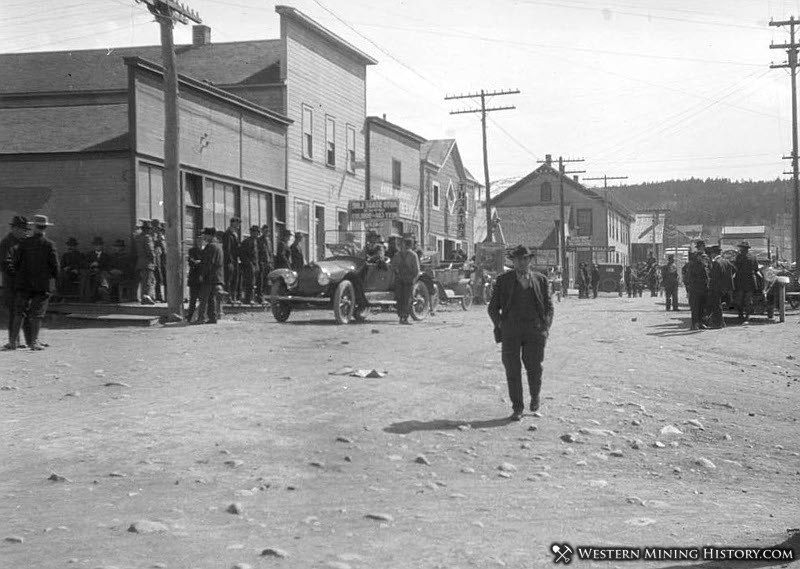 Nederland Colorado 1916