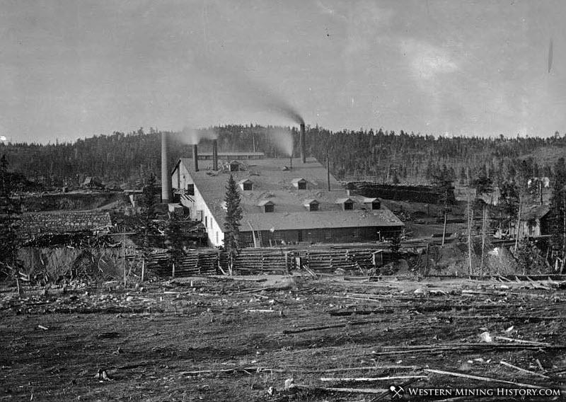 Caribou Mill - Nederland Colorado
