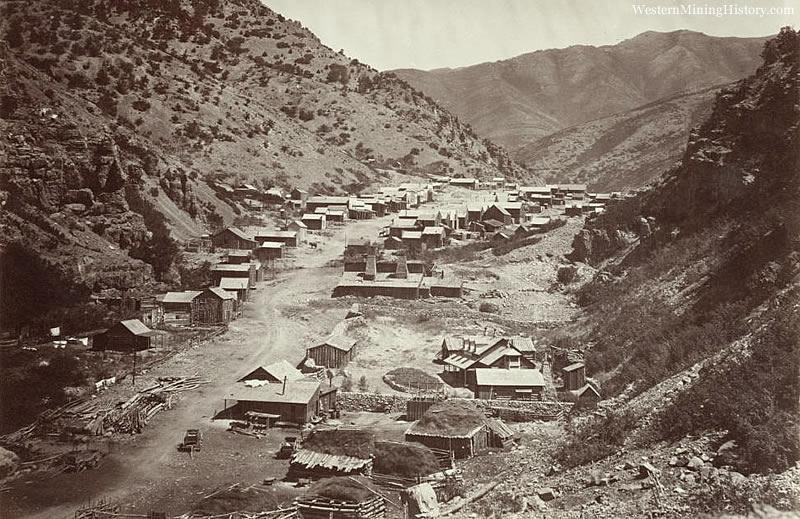 Ophir Nevada 1870s