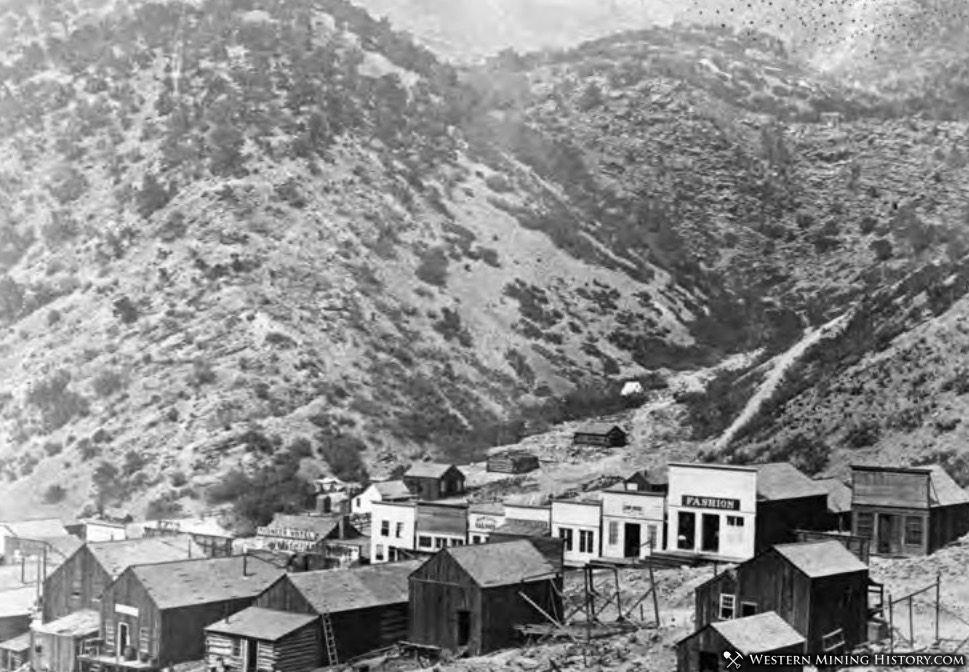Ophir Utah
