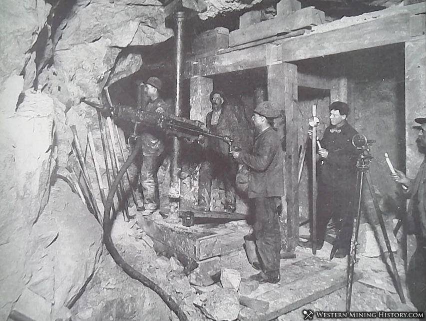 Parrot Mine - Butte, Montana